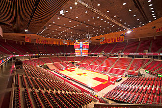 Iowa State Cyclones men's basketball - Hilton Coliseum