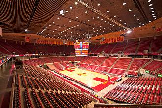Hilton Coliseum - Image: Hilton Coliseum empty