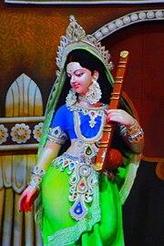 Hindu Goddess 002