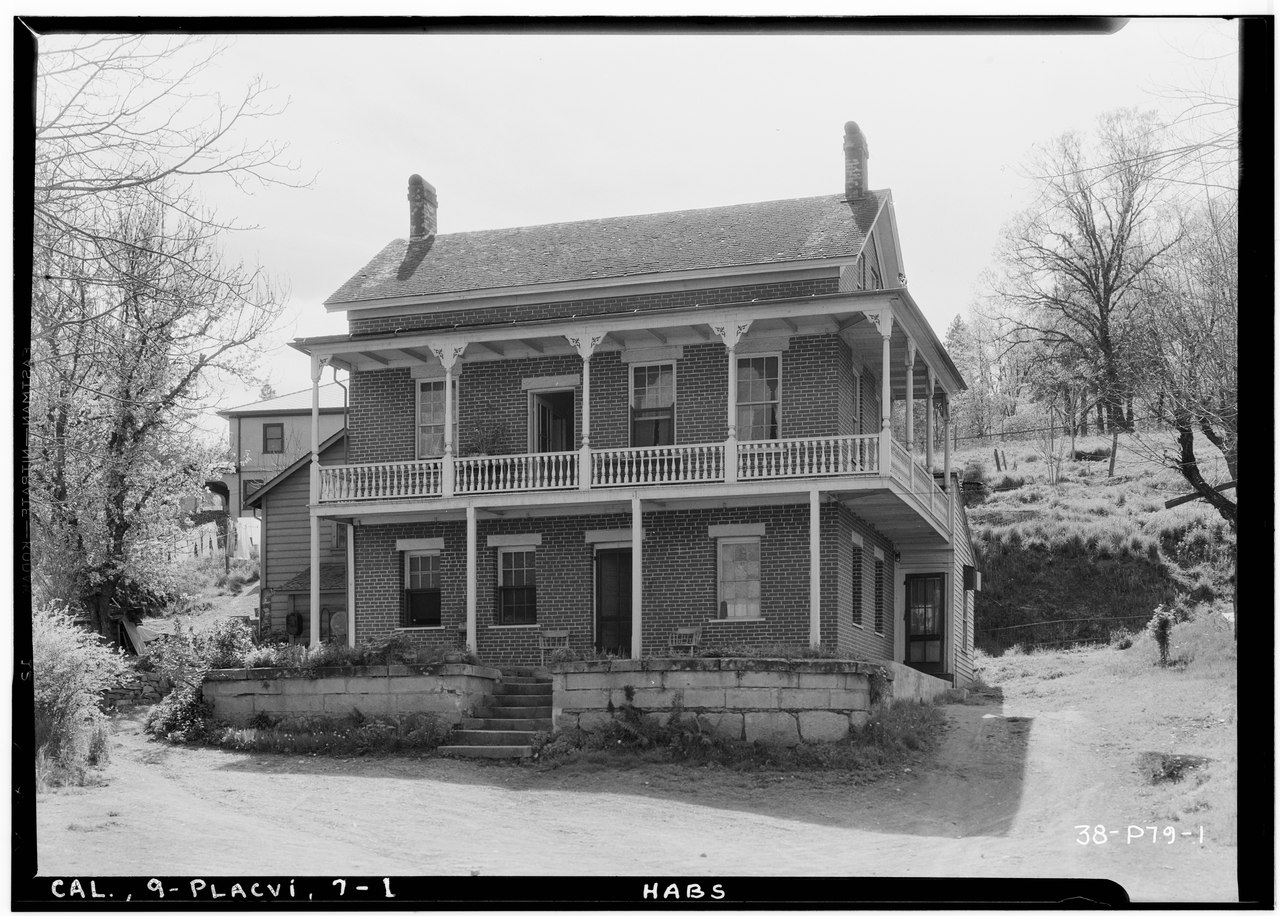 File historic american buildings survey roger sturtevant for American brick and stone