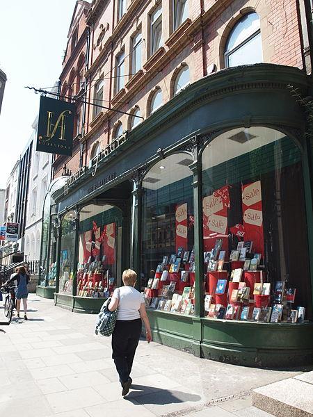 Hodges Figgis. From 28 Best Bookshops in Dublin