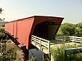 Holliwell Covered bridge 16 July 2011.jpg