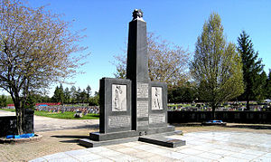 Bedford Heights, Ohio - Holocaust memorial