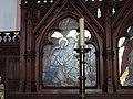 Holy Trinity Trowbridge reredos left.JPG