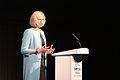 Home Secretary, Theresa May, speaking at the Girl Summit (14713269774).jpg