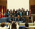 Homenaje a las ganadoras de la Copa Princesa de Asturias de voleibol 05.jpg