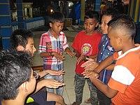 Hompimpa Wikipedia Bahasa Indonesia Ensiklopedia Bebas
