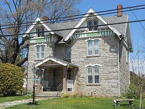 Honey Brook, Pennsylvania - Image: Honeybrook boro house Chesco PA 1