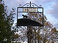 Hoo Village Sign - geograph.org.uk - 1029787.jpg