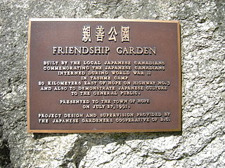Period of internment of Japanese people in Canada