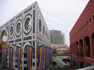Westfield Horton Plaza - View of Horton Plaza