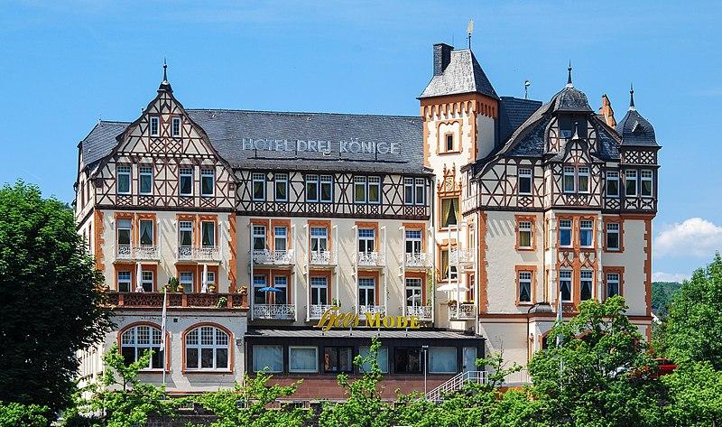 Bernkastel Kues Hotel Zum Kurfursten Bewertung