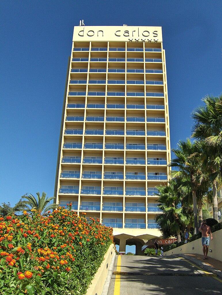 Hotel Don Carlos Milano