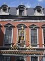 Hotel de Ville de Liège, portique et façade..JPG