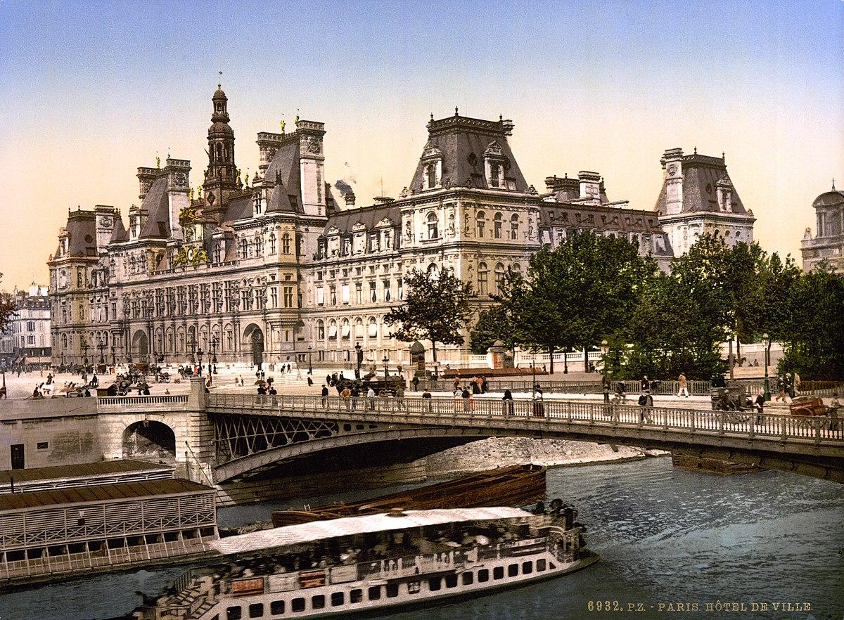 Conseil municipal de paris wikip dia for Hotel design piscine ile de france
