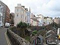 Houses overlooking Tenby harbour - geograph.org.uk - 460807.jpg