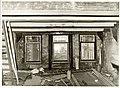 Houttil 42, hoek Magdalenenstraat 2, ijzerwinkel De Magneet N. Zomerdijk, tijdens de restauratie in - RAA011001832 - RAA Elsinga.jpg
