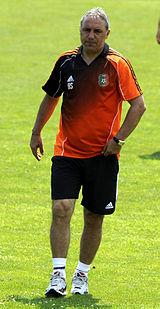 Hristo Stoichkov FC Litex Lovech manager.JPG