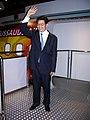 Hu Jintao at Madame Tussaud's Hong Kong - Flickr - skinnylawyer.jpg