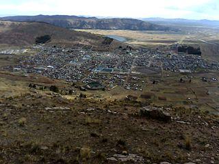 Huancané Province Province in Puno, Peru