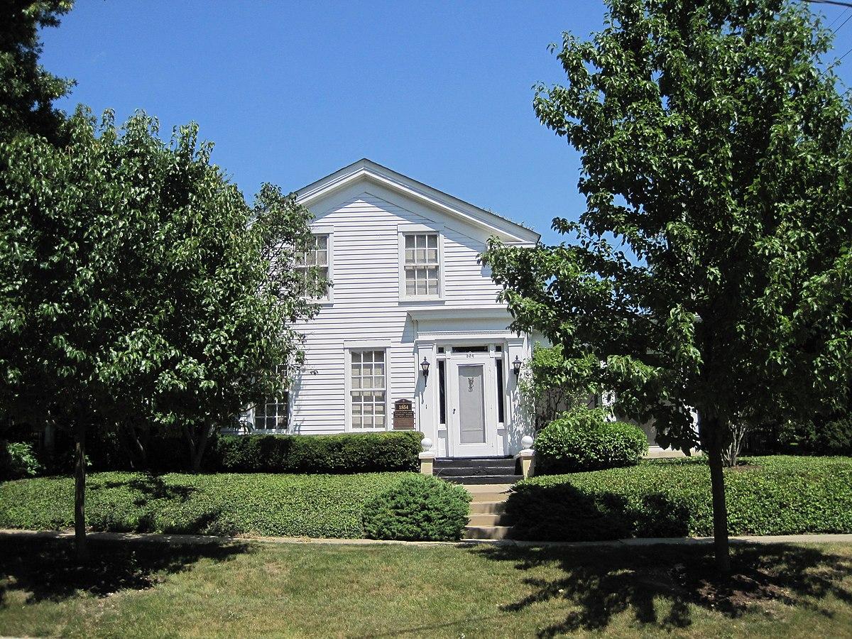 Joel H. Hubbard House - Wikipedia