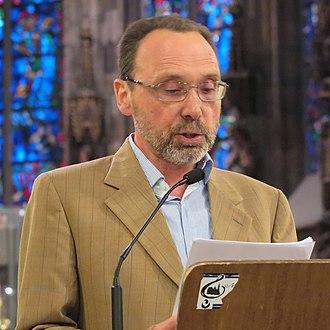 Hubert Houben (historian) - Hubert Houben, 2015