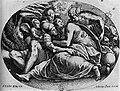 Hubert Maurer - Hermes bei Calypso und Odysseus.jpg