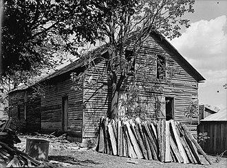 Florence, Missouri - Image: Hummel Building