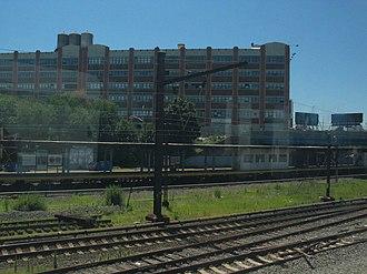 Hunterspoint Avenue station (LIRR) - Image: Hunterspoint Avenue LIRR