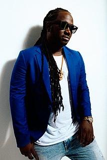 I-Octane Jamaican reggae and dancehall recording artist