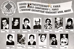 World Correspondence Chess Championship - First World Championship (1968/71)