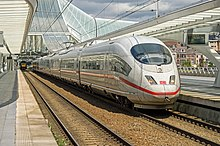 ICE 3M 4610 - Liège-Guillemins