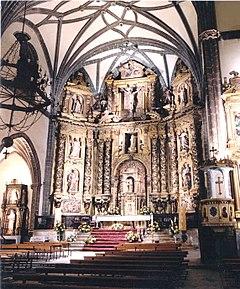 Zafra wikipedia for Muebles iglesias zafra