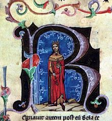Béla II, Chronicon Pictum