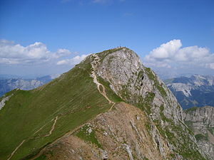 Eisenerzer Klettersteig : Eisenerzer reichenstein u2013 wikipedia