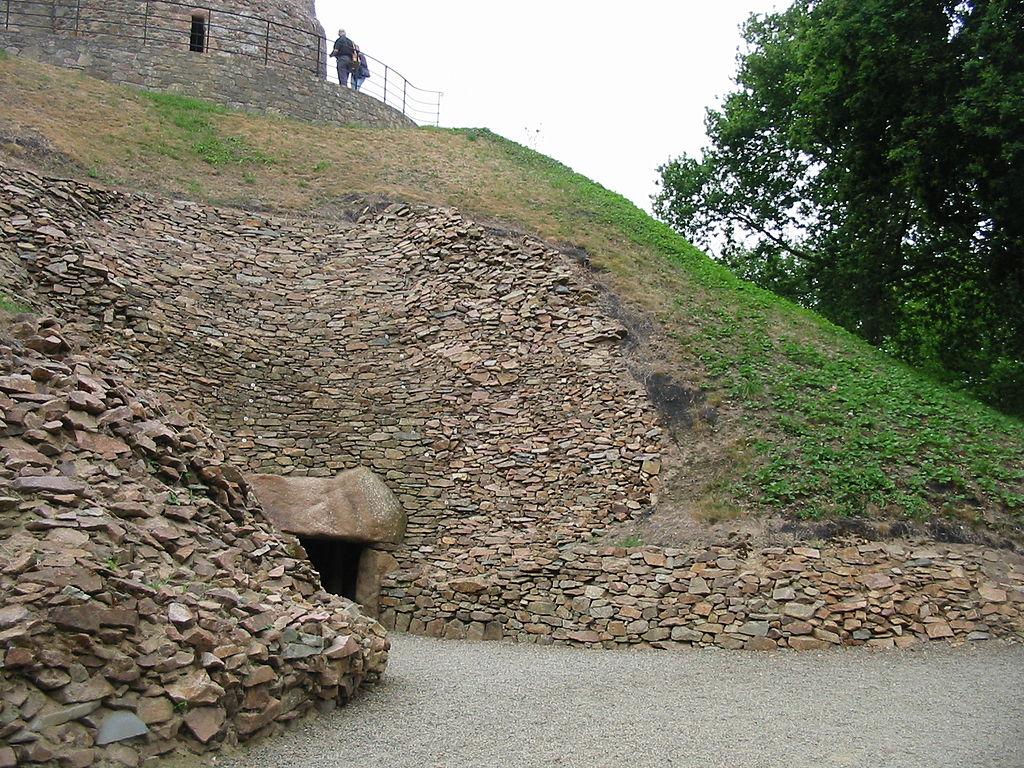 IMG 2447 La Hougue Bie Entrance Jersey august 2006