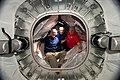 ISS-56 Ricky Arnold, Drew Feustel and Oleg Artemyev inside the BEAM.jpg