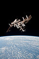 ISS and Endeavour seen from the Soyuz TMA-20 spacecraft 11.jpg