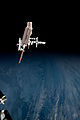 ISS and Endeavour seen from the Soyuz TMA-20 spacecraft 31c.jpg