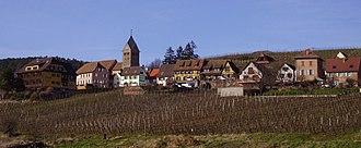 Itterswiller - Image: ITTERSWILLER Village 3