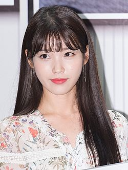 IU for Sony, 25 July 2016 02.jpg