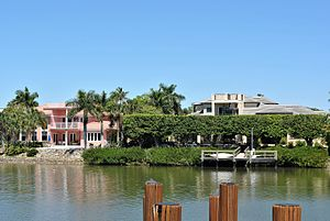 Naples, Florida - Banyan and Gulf Shore