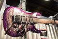 Ibanez S5570QDPB Prestage (purple burst) - 2014 NAMM Show.jpg