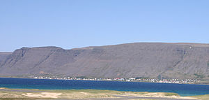 Patreksfjörður - Patreksfjörður, June 2008