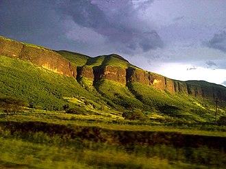 Igatpuri - Image: Igatpuri Plateau
