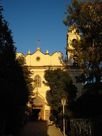 Iglesia cardenas mexico