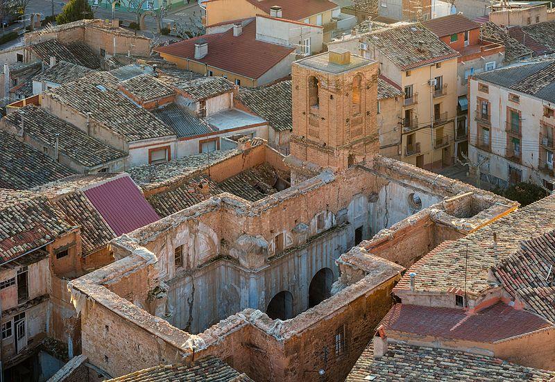 File:Iglesia de San Pedro, Ariza, Zaragoza, España, 2015-12-29, DD 102.JPG