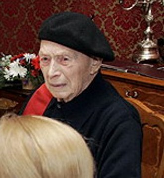 Igor Moiseyev - Igor Moiseyev at the age of 100