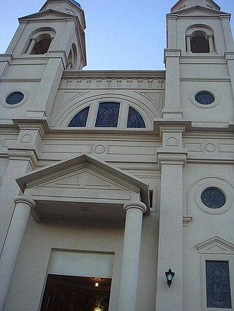 Personal Apostolic Administration of Saint John Mary Vianney - Main church at Campos, 2012