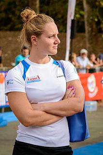 Ilaria Bianchi Italian swimmer